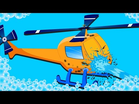 Helicopter | car wash