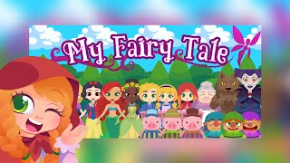 My Fairy Tale - Doll House Game For Iphone And Android