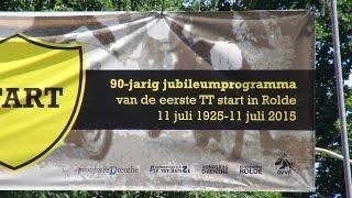 Historische  TT Parade  ROLDE