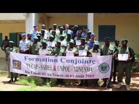 Réhabilitation de deux Commissariats de Bamako par UNPOL/MINUSMA