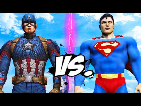 superman-vs-captain-america---epic-battle