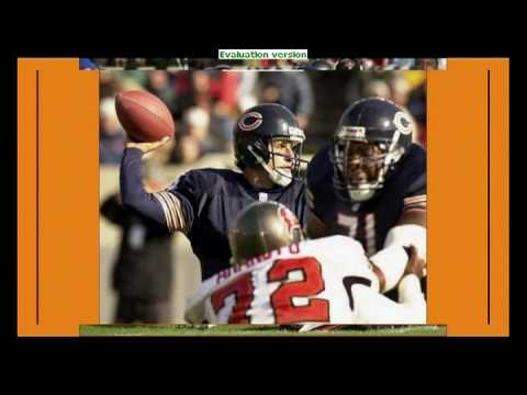Chicago Bears NFL football highlights season 2000 1999 and prior