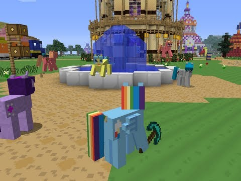 Minecraft: How To Install The Mine Little Pony Mod 1.4.2
