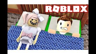 a very scary stories in the game roblox!