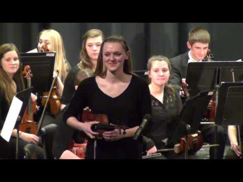 March 1, 2016 - Orchestra and Band Concert