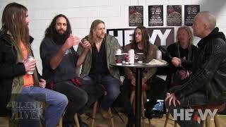 HEAVY TV Interviews BLIND RIVER at Hard Rock Hell Festival 2018