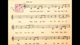 Huong Dan Solo don gian - Những bước chân âm thầm  ( nhạc Y Vân, thơ Kim Tuấn)