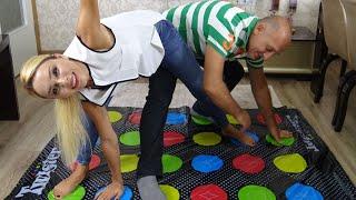 Twister Challenge Son Düşen Kazanır Cezalı Oyun