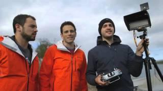 Hedfan Drone Cam y Gemau Gwyllt - Plas Menai