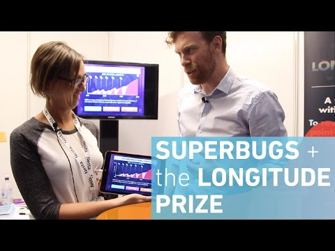 Superbugs and the Longitude Prize