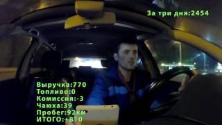 Сколько можно заработать в такси в Киеве \\ Палю прогу (Собирает 20$ за 5 мин)