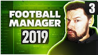 THE MONTPELLIER PROJECT! - FOOTBALL MANAGER 2019 #3