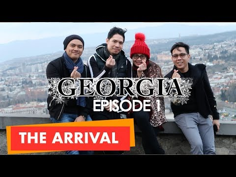 Experience Georgia | Filipino in Georgia |Season 1 Episode 1 | Travel Vlog | Lance Alipio