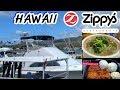VLOG#12 WE TRY ZIPPY'S IN HAWAII | PINOY TRAVEL VLOG | SAMDOTVLOG