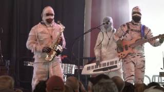 Here Come The Mummies @ LEAF 10-22-2016