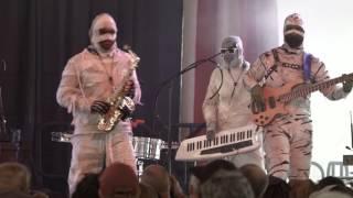 Here Come The Mummies @ LEAF 10-22-2016