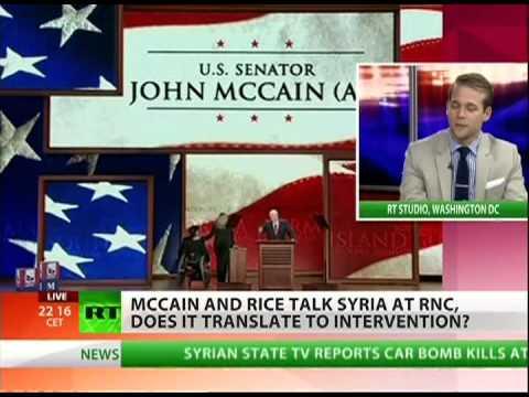 GOP pushing Syria invasion?