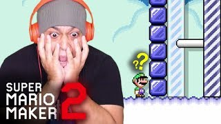 WHY WOULD YOU DO THIS TO ME!? WHY!? [SUPER MARIO MAKER 2] [#41]