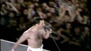 Download Mp3 Queen - We Are The Champions  Hq   Live At Wembley 86