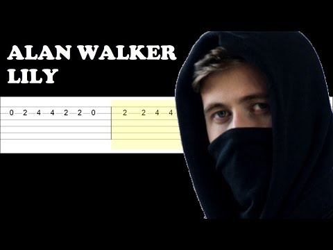 alan-walker,-k-391,-emelie-hollow---lily-(easy-guitar-tabs-tutorial)