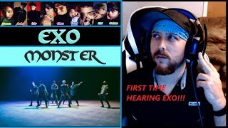 Baixar Metal Musician Reacts: EXO - Monster M/V_First time hearing EXO