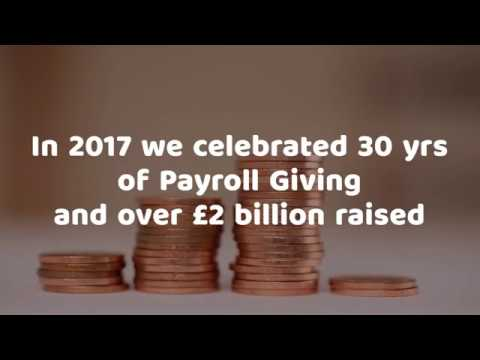 Payroll Giving in 2018