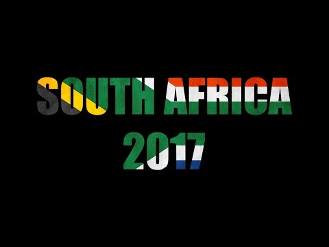 South Africa 2017 | Johannesburg | Cape Town | Travel Video