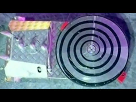 Hypno-Disc - Series 4 All Fights - Robot Wars - 2000