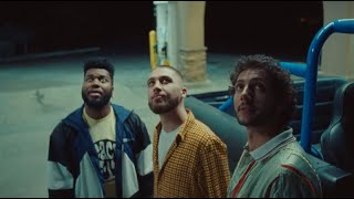 Majid Jordan - Caught Up (feat. Khalid) [Official Video]