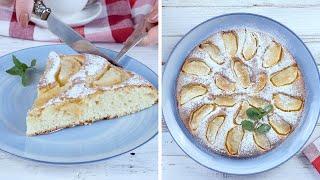 Яблочный пирог «К чаю» - Рецепты от Со Вкусом