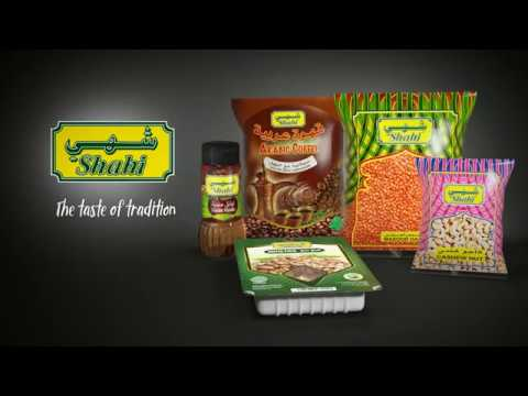 SHAHI FOODS AND SPICES LLC OMAN - YouTube