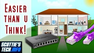 No more WiFi How to wire your house for Internet