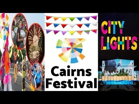 Cairns Festival 2017!!! | Travel Vlog