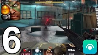 Kill Shot Bravo - Gameplay Walkthrough Part 6 - Region 2 Completed (iOS, Android)