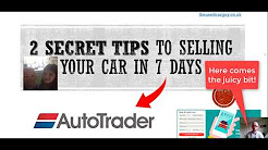 Sell My Car, Online in 7 Days - Autotrader Prices & Advert - Used Car Guy