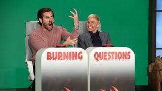 Jake Gyllenhaal Answers Ellen