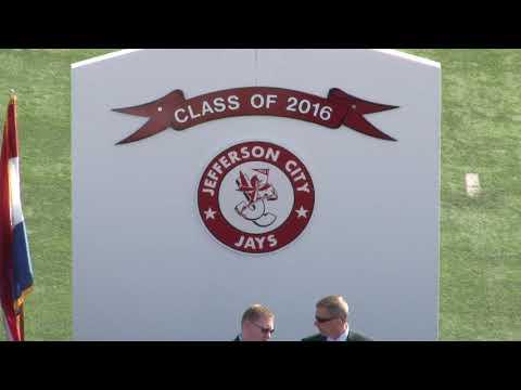 Jefferson City High School - Class of 2016 Graduation