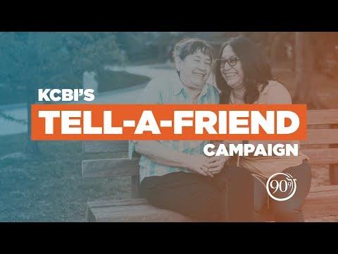 Do You Love KCBI? Tell A Friend!