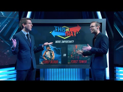 This or That: First Blood