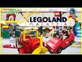LEGOLAND AMUSEMENT PARK FOR KIDS! Fergus goes to Legoland,Malaysia!