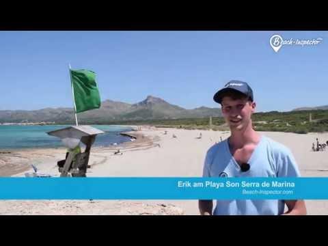Strand Playa Son Serra de Marina | Urlaub auf Mallorca