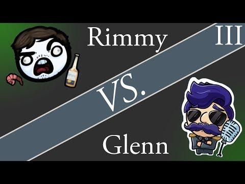 Valefisk's Paradox Quiz Show - Match III: Rimmy vs GlennGamez
