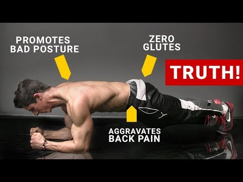 The TRUTH About Planks (IT'S UGLY!)