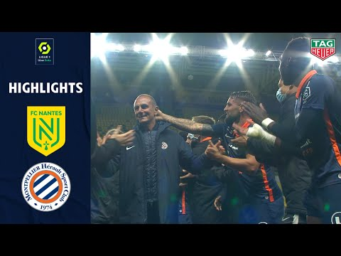 Nantes Montpellier Goals And Highlights