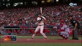 NLCS G4: Giants vs. Cardinals [Full Game HD]