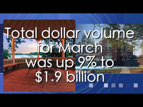 Houston Housing Minute for March 2015