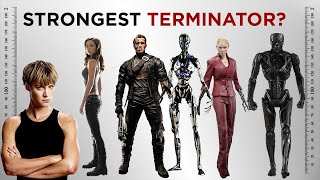 Who is The Strongest Terminator?