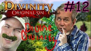 Divinity Original Sin: Sneaky Bush (Part 12) Team Double Dragon