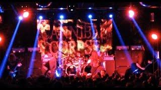 CANNIBAL CORPSE 'Sadistic Embodiment' LIVE AUSTRALIA 2014