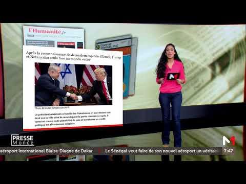 Presse Monde: Vendredi 08 Décembre 2017
